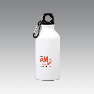 Bidon z logo Radia eM