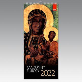 Kalendarz 2022_Madonny Europy